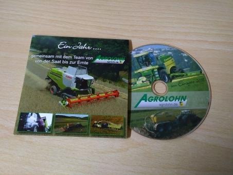 DVD Agrolohn im Einsatz 2018